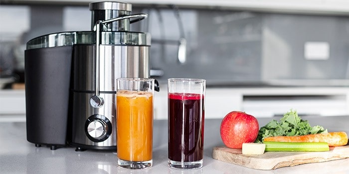 Pourquoi utiliser une centrifugeuse à fruits ?